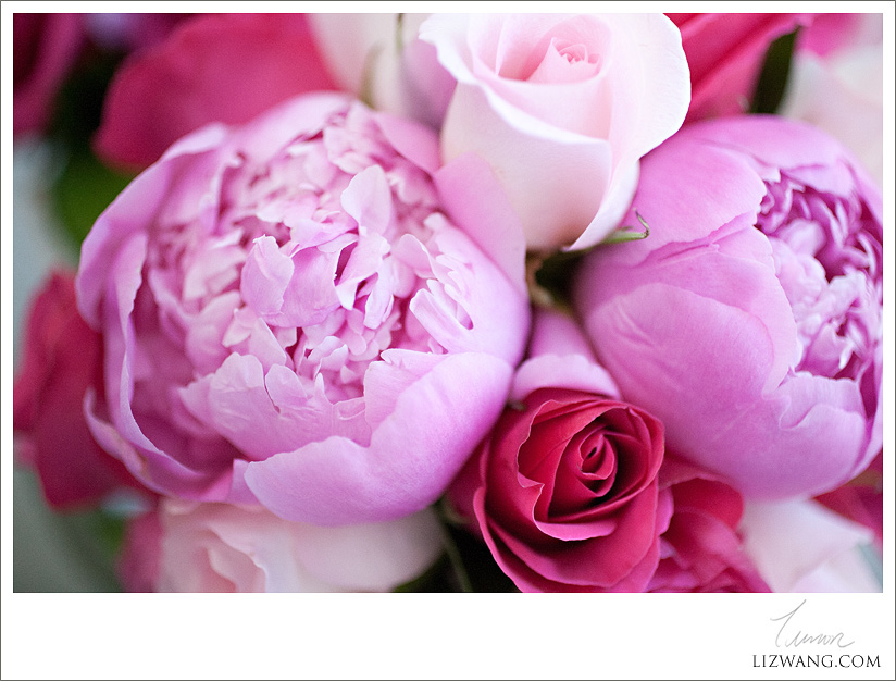 wedding pink peonies for bridesmaids