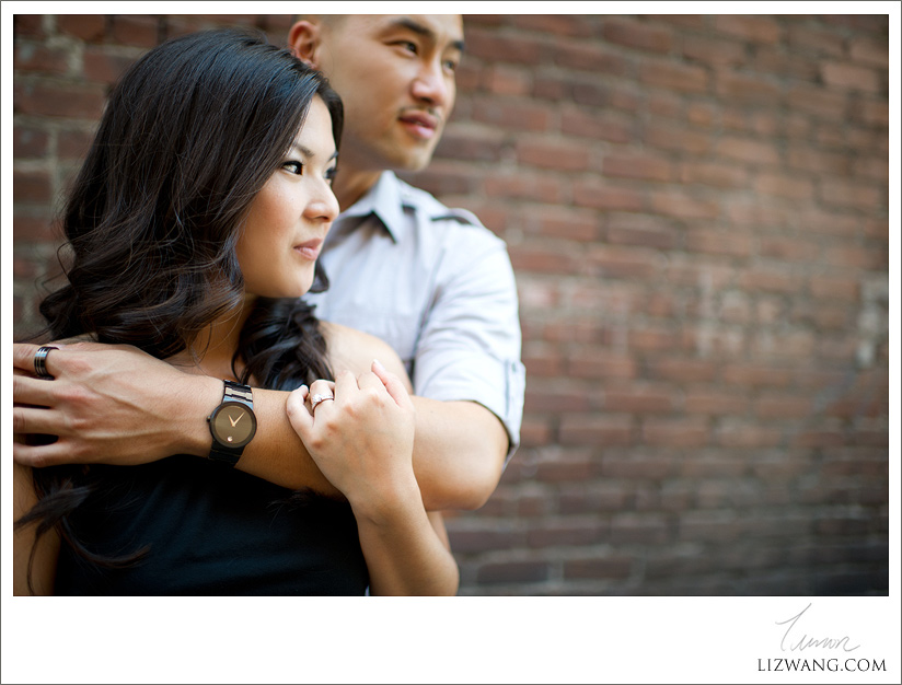 Pasadena Urban Engagement Photographer