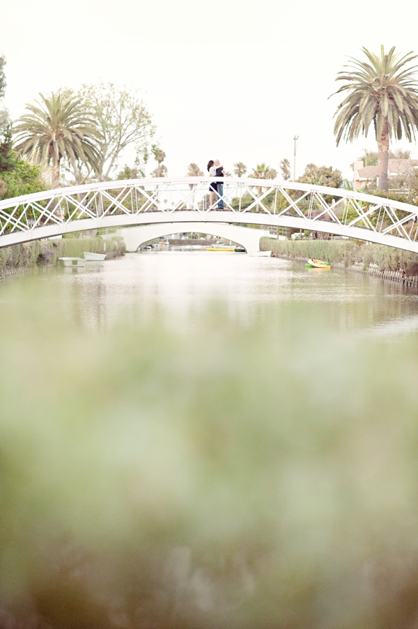 venice-canals los angeles engagement session photographer